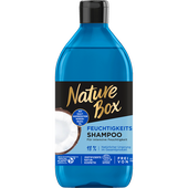 Bild: Nature Box Shampoo Kokosnuss-Öl