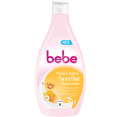Bild: bebe Honig & Joghurt Smoothie Body Lotion