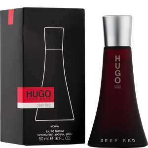 Bild: Hugo Boss HUGO Deep Red Eau de Parfum (EdP) 50ml