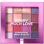 Bild: L'ORÉAL PARIS Berry Much Love Palette