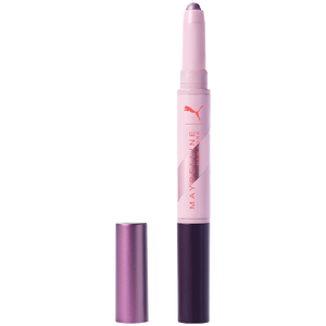 Bild: MAYBELLINE Puma Matte Metallic Eye Duo Stick Lidschatten 02