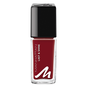 Bild: MANHATTAN Last & Shine Nagellack your favorite