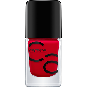 Bild: Catrice ICONails Gel Lacquer Nagellack It's All About That Red