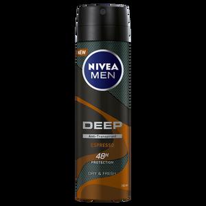 Bild: NIVEA MEN Deospray Deep Dry & Clean