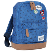 Bild: LOOK BY BIPA Disney Kinderrucksack Denim