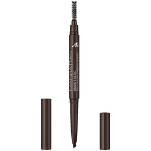 Bild: MANHATTAN Brow'Tastic fill and sculpt Augenbrauen-Definer dark brown