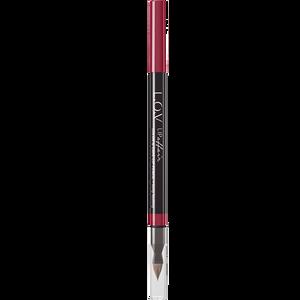 Bild: L.O.V LIPAFFAIR Color & Care Lip Pencil 580 100% nadine