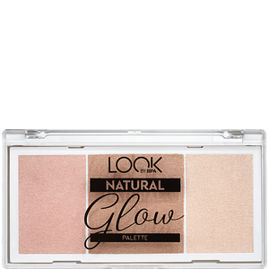 Bild: LOOK BY BIPA Natural Glow Palette