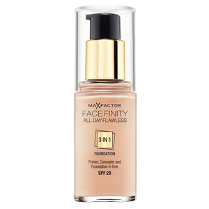Bild: MAX FACTOR Facefinity All day flawless 3in1 Foundation ivory