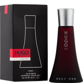 Bild: Hugo Boss HUGO Deep Red Eau de Parfum (EdP) 50ml