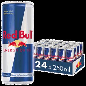 Bild: Red Bull Energy Drink Dose