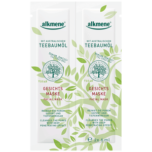 Bild: alkmene Teebaumöl Gesichtsmaske