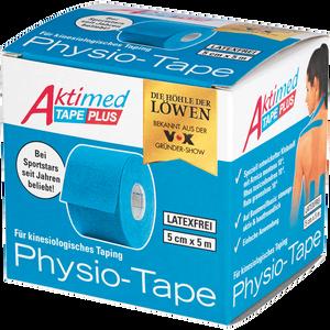 Bild: Aktimed Tape Plus Physio-Tape blau
