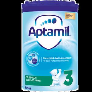 Bild: Aptamil 3 Folgemilch