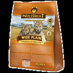 Bild: Wolfsblut Wide Plain Puppy