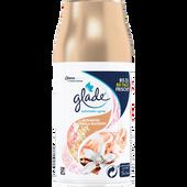 Bild: Glade Automatic Spray Romantic Vanilla Blossom Nachfüllung
