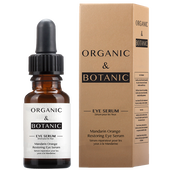Bild: ORGANIC & BOTANIC Mandarin Orange Restoring Eye Serum