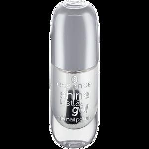 Bild: essence Gel nail polish shine last & go! 01
