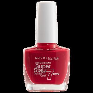 Bild: MAYBELLINE Superstay 7 Days Nagellack forever red