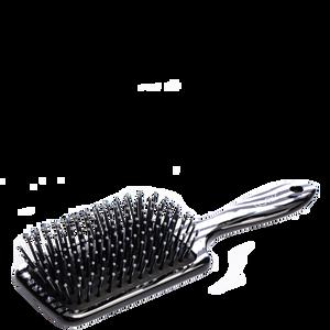 Bild: LOOK BY BIPA Basic Paddle Bürste klein im Zebradesign