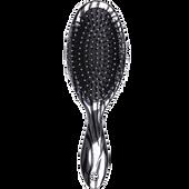 Bild: LOOK BY BIPA Basic Bürste oval im Zebradesign