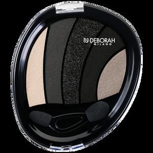 Bild: DEBORAH MILANO Perfect Smokey Eye Palette black