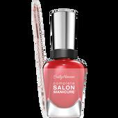 Bild: Sally Hansen Complete Salon Manicure Nagellack + Armkettchen right said red