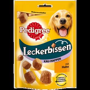 Bild: Pedigree Leckerbissen Kau-Happen Huhn