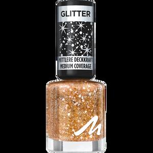 Bild: MANHATTAN Glitter Nail Polish 113 bling on the glitter