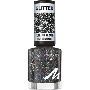 Bild: MANHATTAN Glitter Nail Polish 114 diamond dust