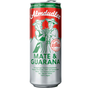 Bild: Almdudler Mate & Guarana