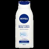 Bild: NIVEA Express Feuchtigkeits Body Lotion