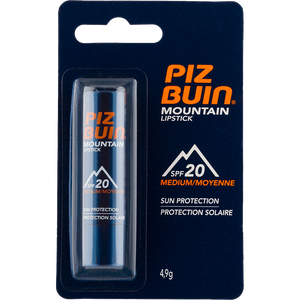 Bild: PIZ BUIN Mountain Lip Stick LSF 20