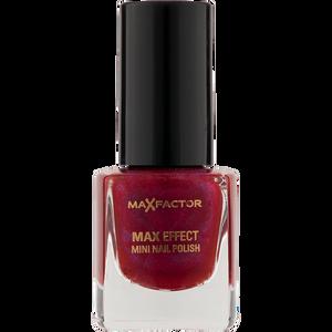 Bild: MAX FACTOR Max Effect Mini Nagellack mauve