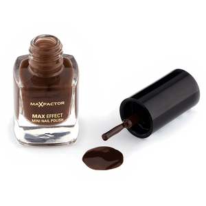 Bild: MAX FACTOR Max Effect Mini Nagellack coffee brown