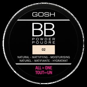 Bild: GOSH BB Powder sand
