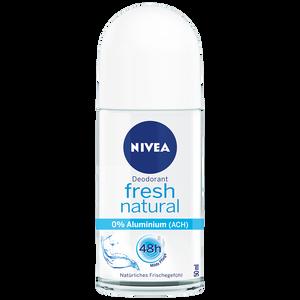 Bild: NIVEA Deo Roll-on Fresh Natural feminin