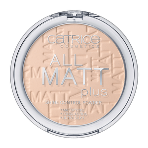 Bild: Catrice All Matt Plus Shine Control Powder transparent