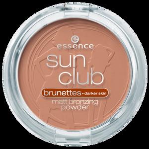 Bild: essence Sun Club Matt Bronzing Powder sunny