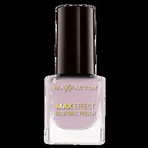 Bild: MAX FACTOR Max Effect Mini Nagellack chilled lilac