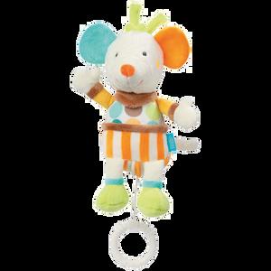 Bild: Babyfehn Mini-Spieluhr Maus