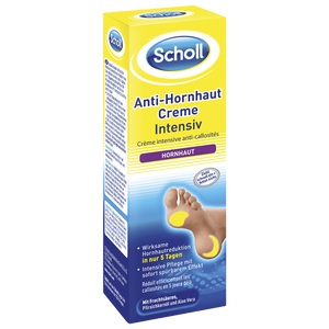 Bild: Scholl Anti-Hornhaut Creme Intensiv