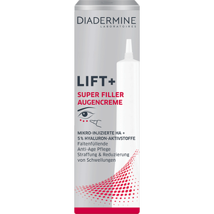 Bild: DIADERMINE LIFT+ Super Filler Augencreme
