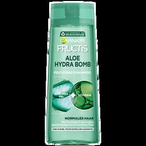 Bild: GARNIER FRUCTIS Hydra Aloe kräftigendes Shampoo