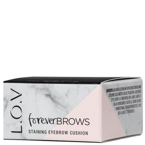 Bild: L.O.V FOREVERBROWS Staining Eyebrow Cushion 110 warm brow