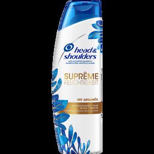 Bild: head & shoulders Suprême Feuchtigkeit Anti-Schuppen Shampoo mit Arganöl