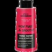Bild: b.e. ROUTINE Tonic Water Aha Komplex Refreshment Expert