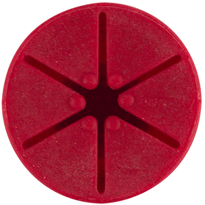 Bild: tweexy Nagellackhalter red glitter