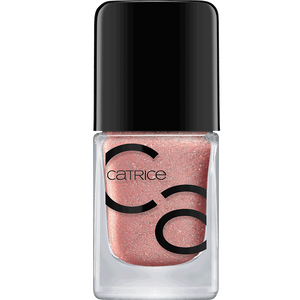 Bild: Catrice ICONails Gel Lacquer Nagellack all that glitters is gold
