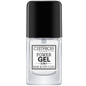 Bild: Catrice Power Gel 2in1 Base & Top Coat